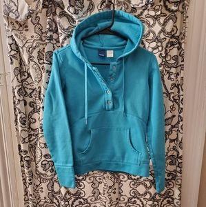 Reebok Hooded Sweatshirt.